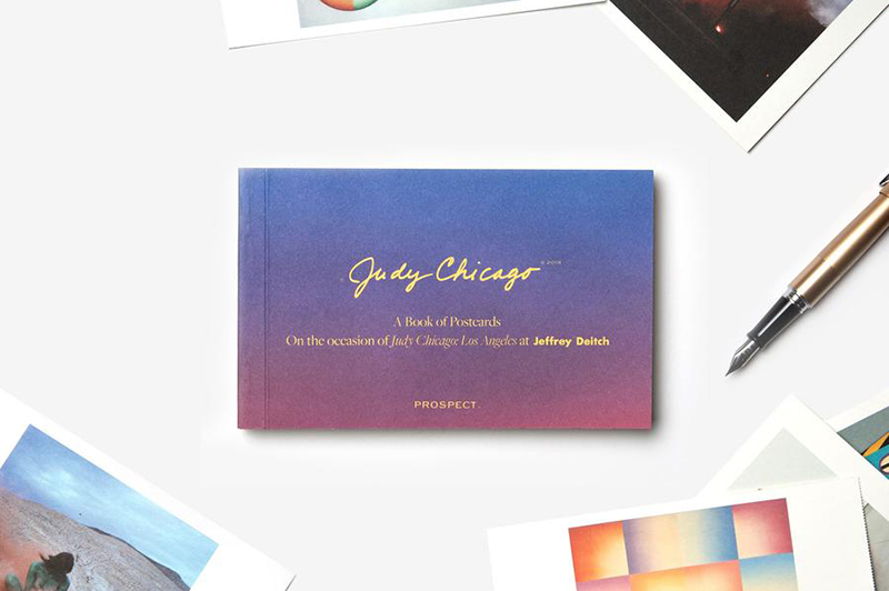 Judy Chicago Postcards